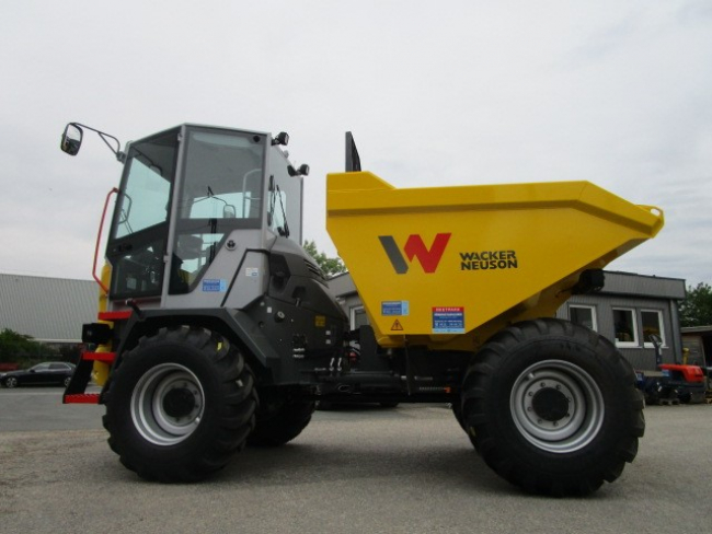 Transportraupen/Dumper