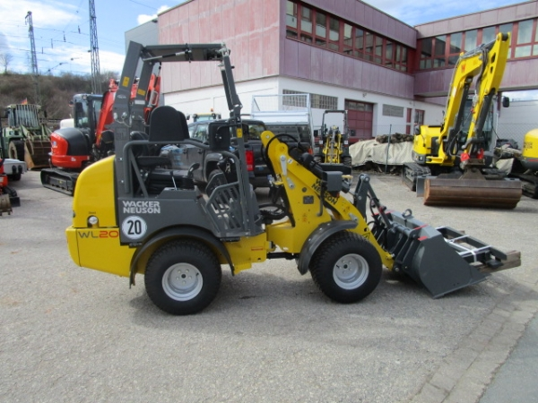 Wacker WL 20 EPS